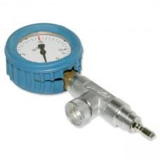 Prüfmanometer 16 bar, infl. Anschluss