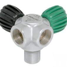 SLM-Ventil Nitrox 230 Bar, M26x2