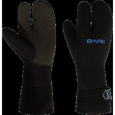 3-Finger Handschuh 7 mm mit Kevlar