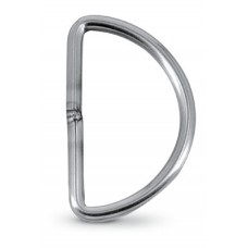 D-Ring 40mm Halbmond