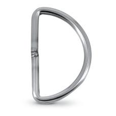 D-Ring 40mm Halbmond