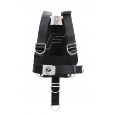 Fly DIR Harness mit 3mm Inox Rückenplatte
