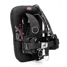 Fly 13D Comfort mit 3mm Inox Rückenplatte
