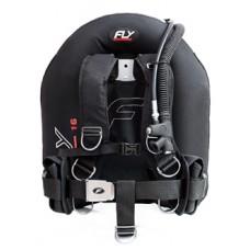 Fly 16H Comfort mit 3mm Inox Rückenplatte