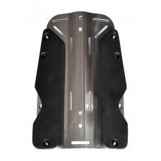 Finnsub Backplate Gewicht 2x 4.5kg.