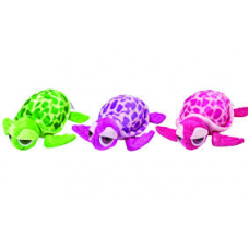 Big Eye Glitter Turtle 3er Set