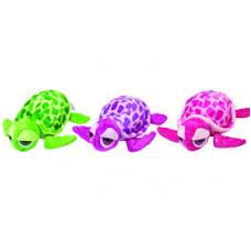 Big Eye Glitter Turtle 3er Set
