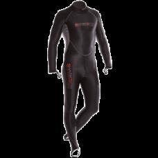 Chillproof  Combi mit Rückenreissverschluss