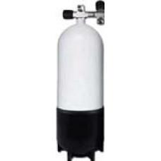10lt. Tauchflaschenset mit Monoventil/Zweitabgang 232bar