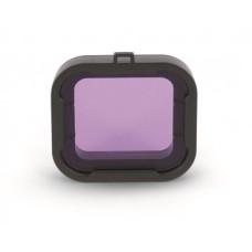 Magenta Filter für Action Cams